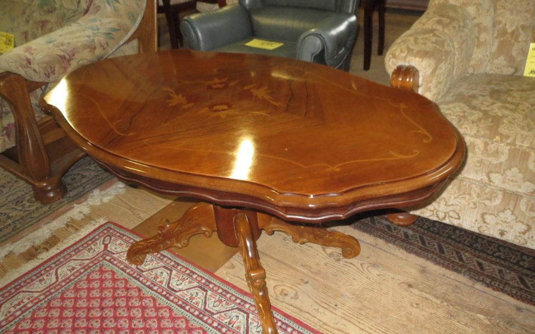 Konferenční stolek baroko