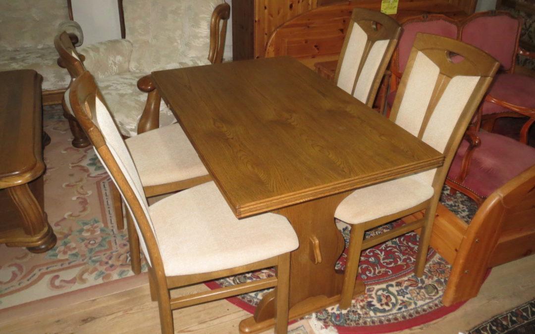 Stůl +4 židle