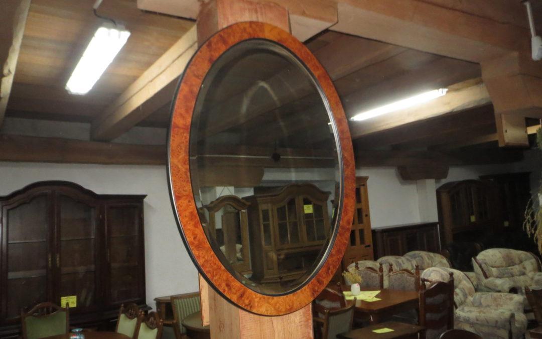 Zrcadlo ovál