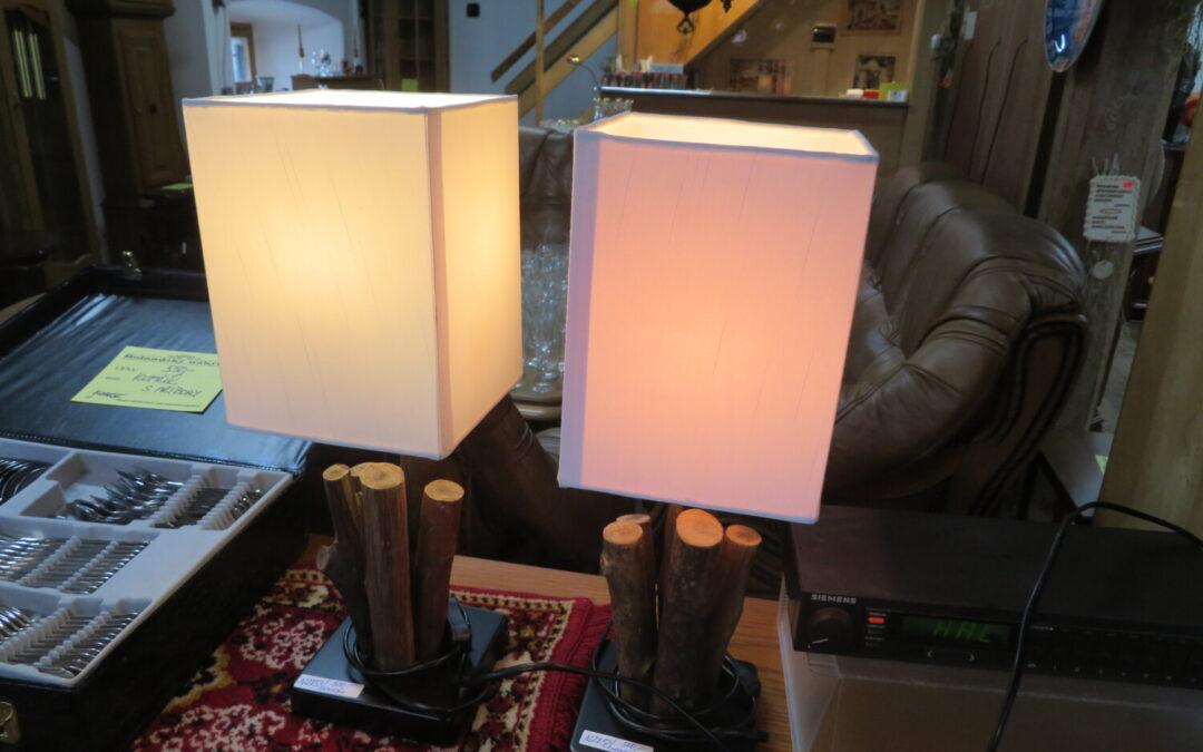Lampičky 2 ks